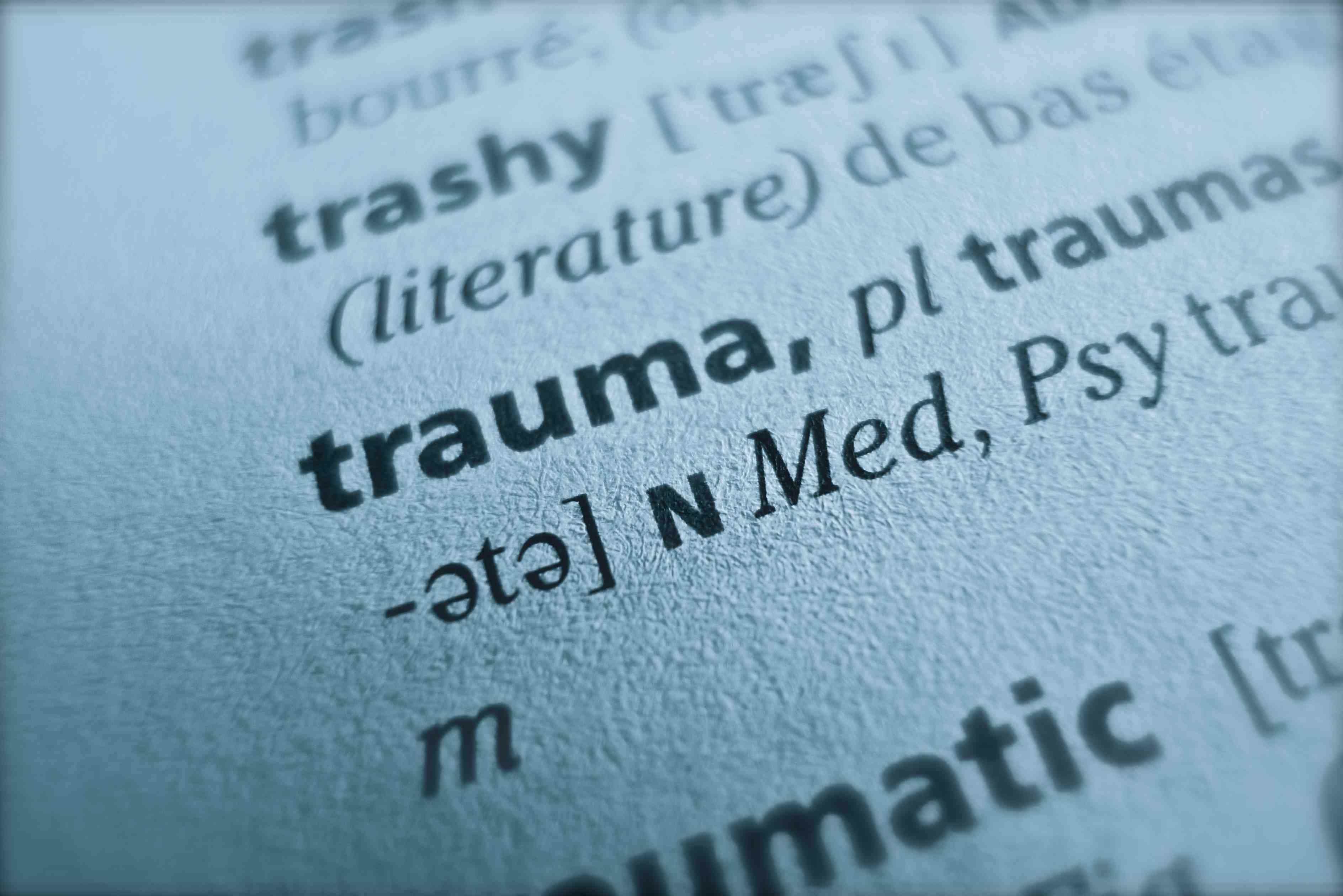 Trauma e trattamento con EMDR